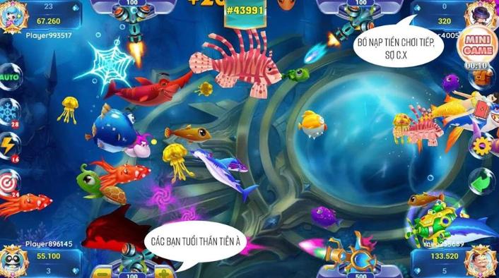 Hình ảnh bctc club apk in Tải bắn cá thẻ cào apk - Game bctc cho Android mới nhất